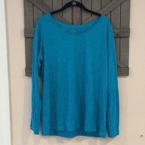 LOFT long sleeve t-shirt XL